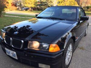1998 BMW Série 3 Convertible