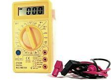 Digital Voltmeter Voltage Current Tester Multi Meter Ohmmeter Ammeter Ohm Dc Ac
