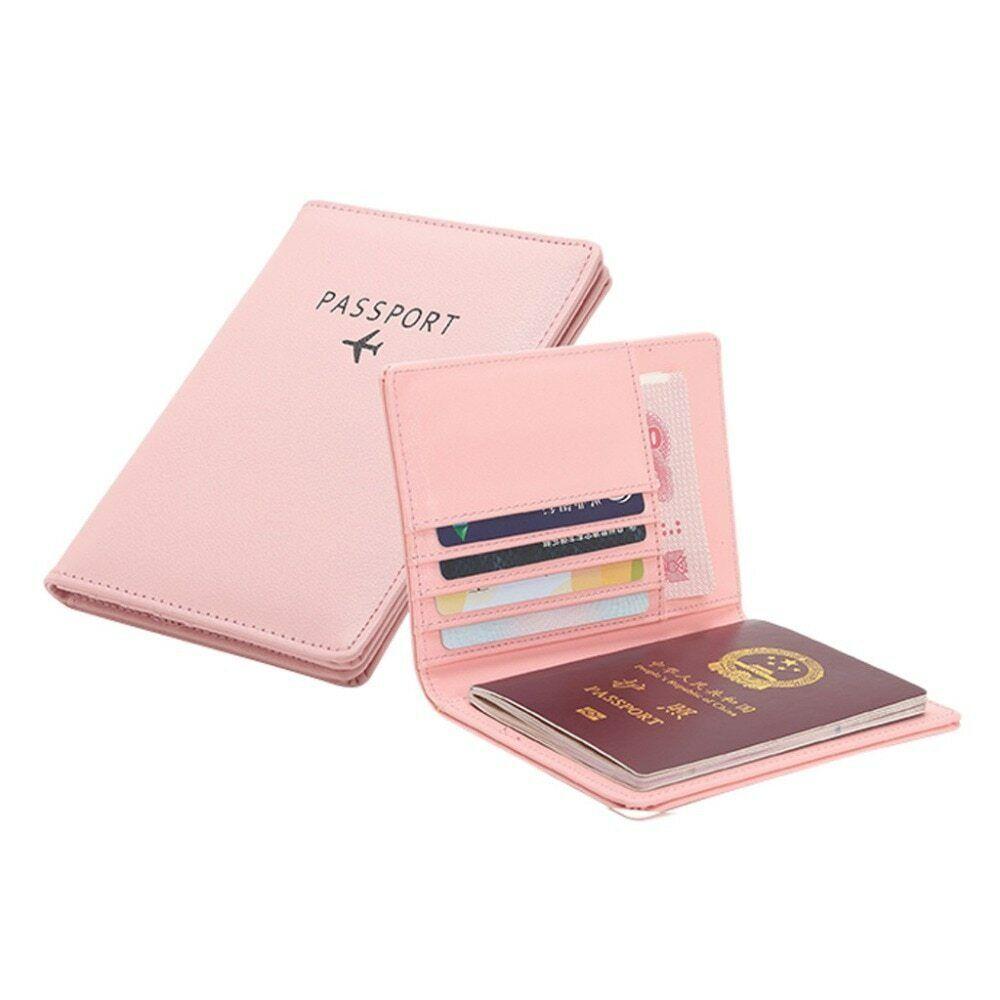 Femmes Russie Passeport Titulaire ID & Document Titulaire Cadeau Passport Cover