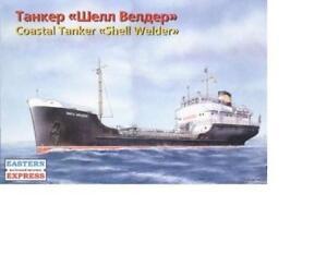 Eastern-Express-40004-Coastal-Tanker-034-Shell-Welder-034-Model-Kit-1-130-ex-FROG-kit
