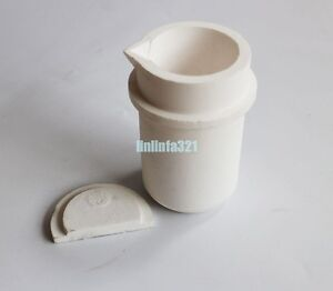 1kg-Ceramic-Melting-Crucible-Cup-Casting-Refining-Gold-Silver-Copper-Platium