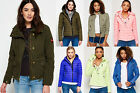 New Womens Superdry Jackets Selection - Various Styles & Colours 2208