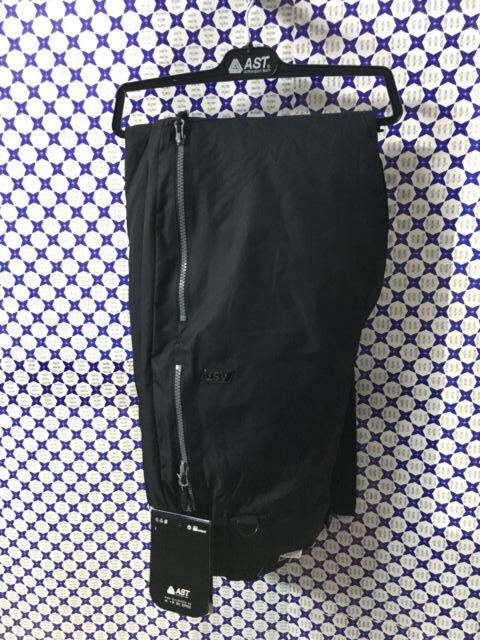 Pantalones Astrolabio women Bratelle Desmontable Inserto Manguito black A58A