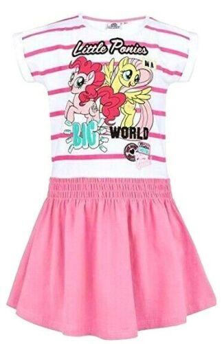 My Little Pony  Kleid  Tunika  Strandkleid Sommer  Mädchen Neu mit Etikett