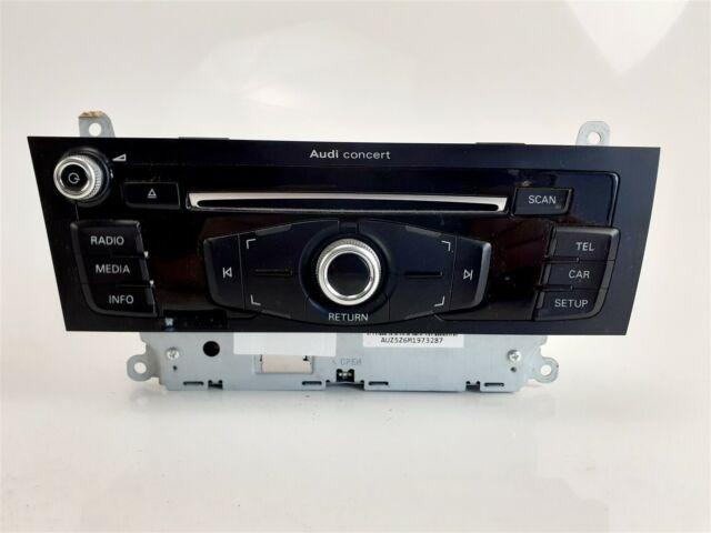 R2006 Audi CD Radio 8R1035186N