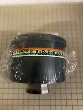 Ultimate Nbc Cbrn Gas Mask Filters 40mm Nato Brand Newsealed Exp 072025