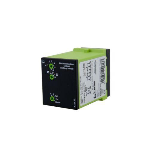 Tele 135100 Haase Zeitrelais K3ZM20 12-240VAC//DC 7 Funktionen 2 Wechsler