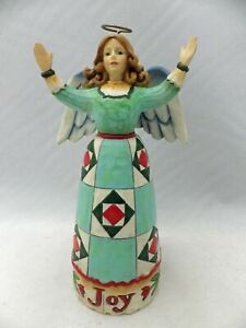 Jim-Shore-Pure-Joy-angel-p-n-4010532-dated-2008-stored-condition