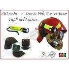 Torcia Antideflagrazione Vigili Del Fuoco Con Attacchi Peli 2410 LED New PELI