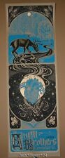 David Hale Avett Brothers Green Bay Concert Poster Print Signed Numbered 2013