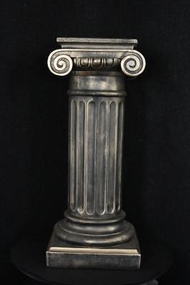 2019 Nuovo Stile Medusa Pilastro Romana Pilastri Marmo Scultura Decorazione Figura Decorazione Supporto 1044-