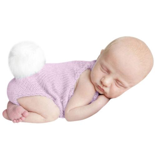 Newborn Baby Girl Boy Crochet Costume Photo Photography Prop Hats Outfits Lot