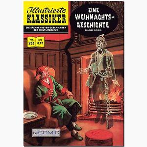 ILLUSTRIERTE-KLASSIKER-Nr-233-BSV-Eine-Weihnachtsgeschichte-Henry-Kiefer