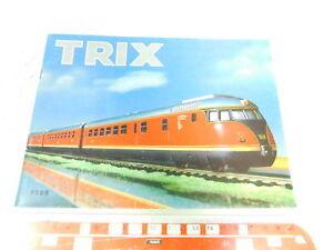 BH832-0-5-Trix-Express-H0-Katalog-1965-mit-DM-Preisen-sehr-gut