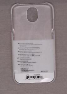 Nuevo-con-etiquetas-en-caso-de-Snap-estuche-duro-para-Samsung-Galaxy-S4-Cubierta-Transparente