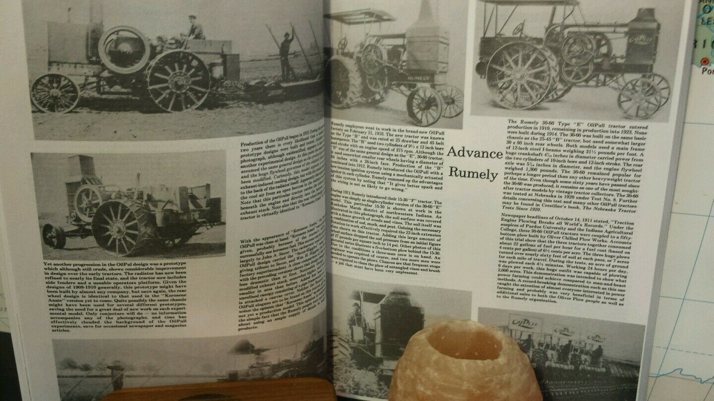 Classic American Tractors The Allis Chalmers Story by by by C.H. Wendel 935729