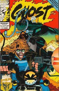 GHOST RIDER numero ZERO - Marvel (1994)