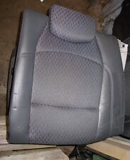 Renault Laguna II 2005 Rückenlehne hinten links, Teilleder Backrest back left, p