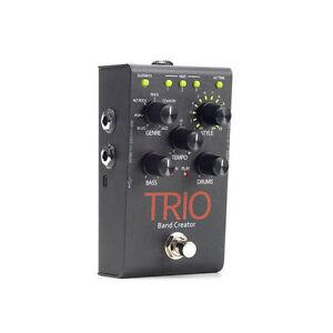 SystéMatique Nouveau! Digitech Trio Bande Créateur Pédale-free Us 48 De Frais De Livraison!-afficher Le Titre D'origine