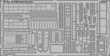 Eduard 1/48  P-61B 'Black Widow' Front Interior for Great Wall Hobby # 49704