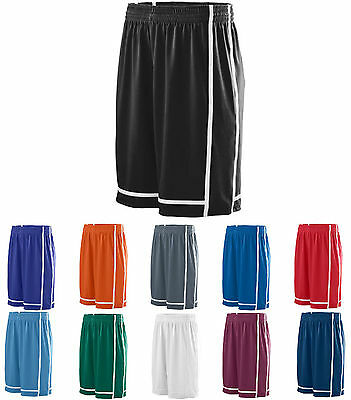 Athletic Shorts Moisture Wicking Longer Length Lower Price with Men's Full Cut Drawcord S-3xl High Resilience