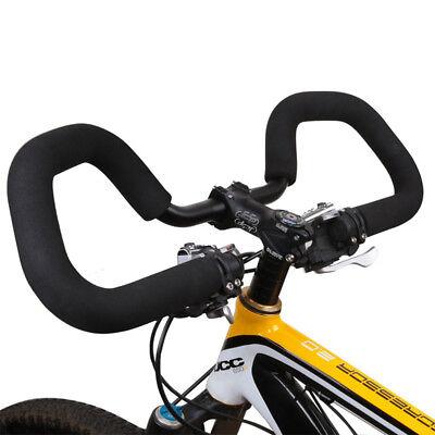 Bike Handlebar Grips Sponge Cover Handle Bar Anti-Slip Butterfly Bar Grips