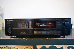 Pioneer-CT-449-Stereo-Tapedeck-Auto-BLE-Dolby-MPX-Sehr-gut-funktioniert