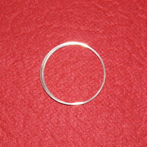 9999 Pure Silver Wire 12 gauge - 12 inch (1 foot) coil 99.99% Best for Colloidal