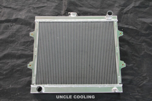 NEW 3 ROWS 1984-1995 Toyota Pickup 4Runner 2.4l L4 ALUMINUM RADIATOR