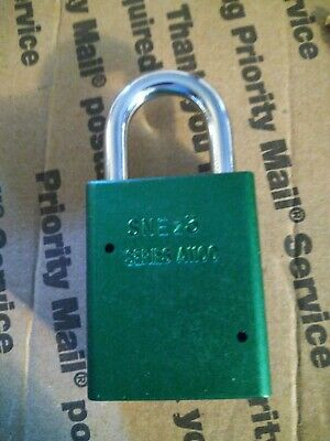 SIX PIN AMERICAN PADLOCK 1105RED AMERICAN LOCK