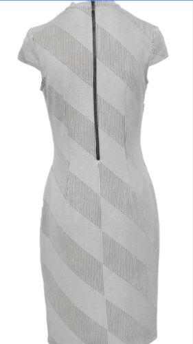 High Neck White 64179 Black Lyman Dress Size And Frank 10 Fqwx14vcf