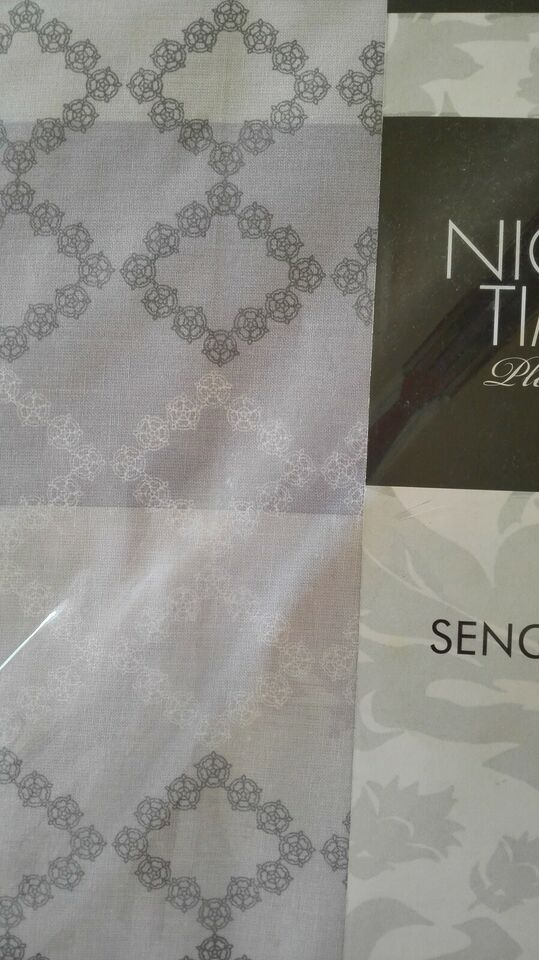 Sengetøj, confidence in textiles
