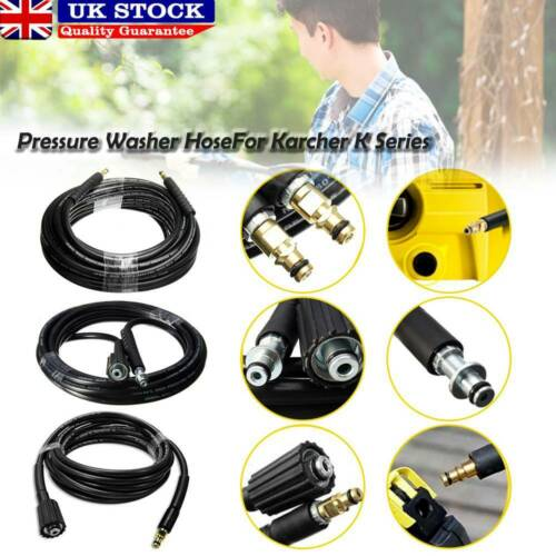 High Pressure Replacement Pipe Hose 6//10M 2300PSI//160BAR For Karcher K2 Cleaner