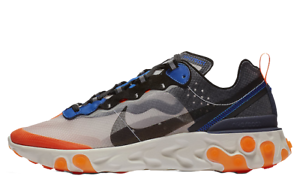 Nike react element 87 orange Size 7