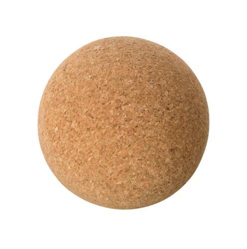 Faszien /& Triggerpunkt-Massage Fitness Yoga Korkkugel Faszienball aus Kork
