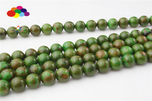 Diy 4//6//8//10//12mm Natural Stone Garnet agate Round Beads fit bracelet necklace