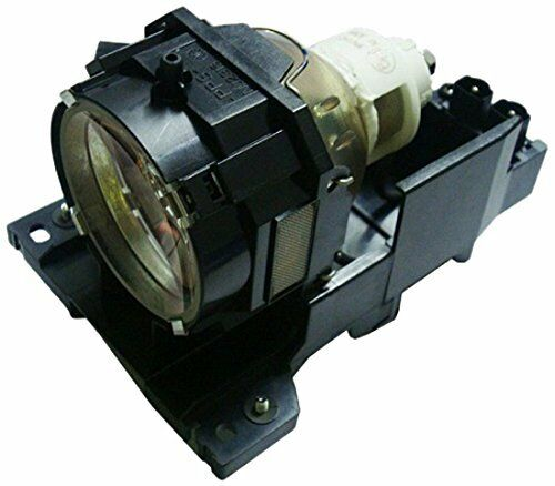XpertMall Replacement Lamp Housing HITACHI CP-X605 Ushio Bulb Inside