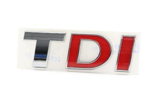 Original VW 2h0853675a GQF Lettrage Logo Emblème
