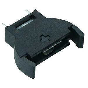 CR2032-Vertikal-Knopfzelle-Batterie-Halter