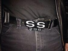 """66-69 Chevelle """"SS396"""" Emblem Belt Buckle"""