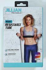 Resistance Tube Jillian Michaels Muscle Toning Strengthening Heavy Free Shipping