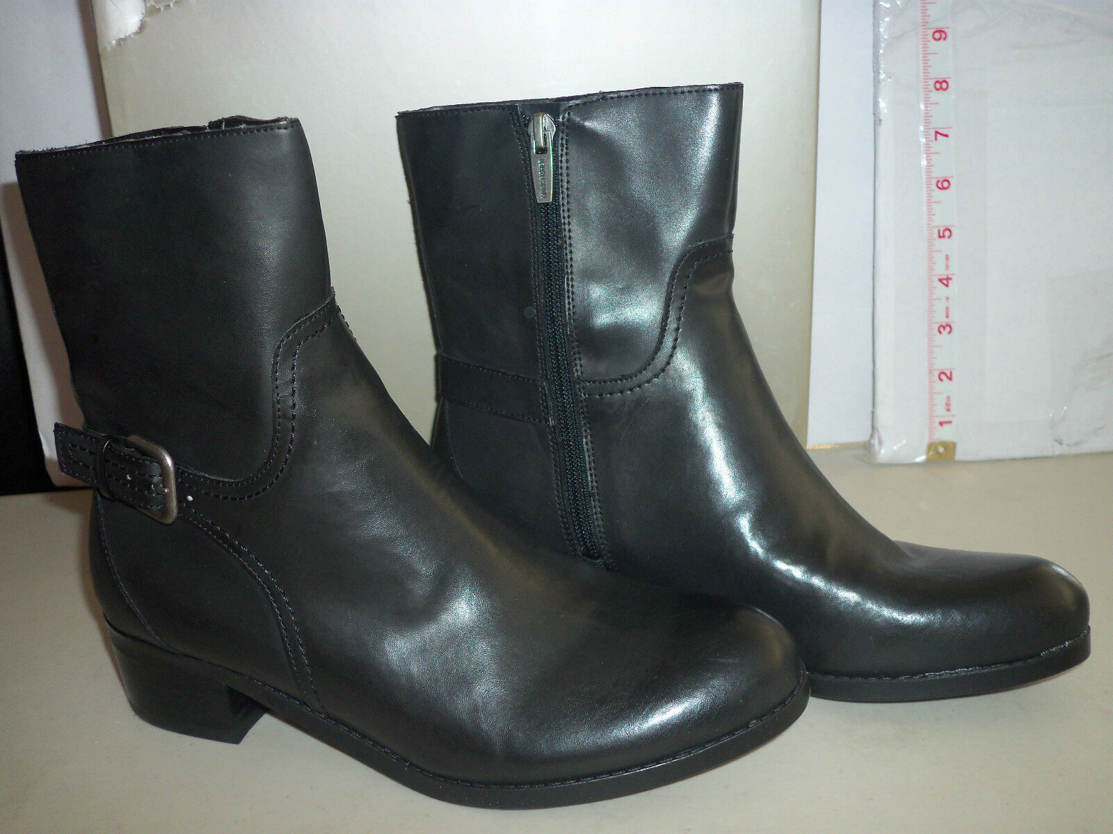 Marc Fisher New Womens Trist Black Boots 8 M shoes