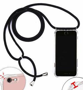 Handy-Huelle-zum-Umhaengen-Schutzhuelle-Handkette-mit-Hals-Band-Schnur-Smartphone