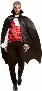 Adult Vampire Accessory Bat Cape