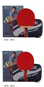 Image Is Loading Double Fish Carbon Table Tennis Racket Ping Pong