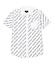 True-Religion-Short-Sleeve-All-Over-Logo-Print-Shirt-Size-XX-Large thumbnail 1