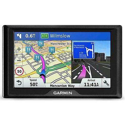 "Garmin Drive 51LMT-S With UK And Ireland Maps Driving Navigation GPS 5"" Sat Nav"