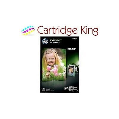 HP Everyday 10X15 Glossy 100 Sheet FSC Photo Paper