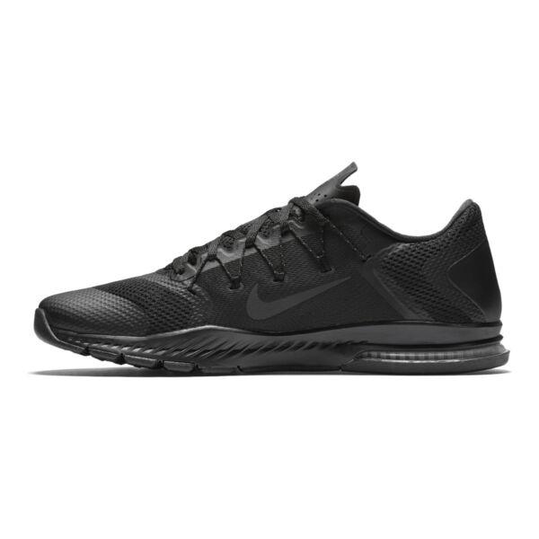 7f5e9ce01316 Nike Zoom Train Complete Triple Black Men Cross Training Shoe Trainer  882119-003 UK 8 for sale online