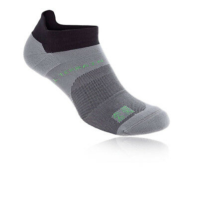Inov8 All Terrain Low Unisex Grey Black Running Athletic Sports Anklet Socks